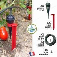 Arrosage automatique IRISO -Jardin potager (x20)