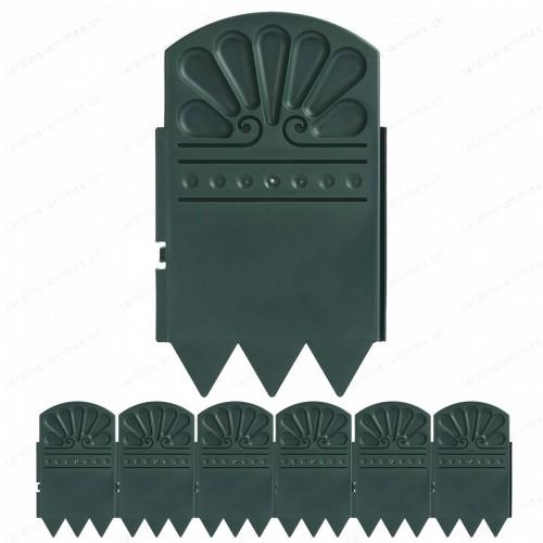 Bordures decoratives plastique