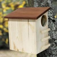 Ecureil Maison bois FSC