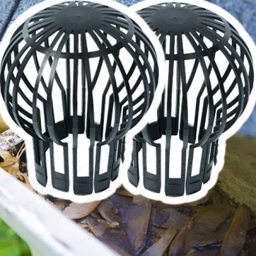 Crapaudine panier filtre à gouttière x 2