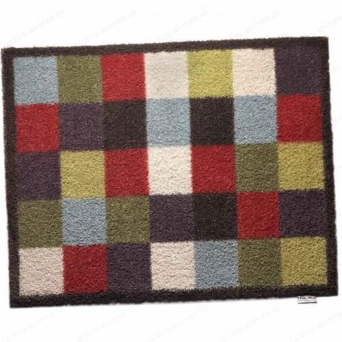 Paillasson motif check10, 65x85 cm