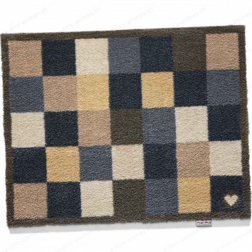 Paillasson motif check12, 65x85cm